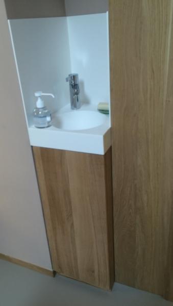 Agencement int rieur meuble sur mesure pr s de biarritz for Meuble cabinet dentaire